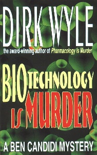 Cover, Biotechnology Is Murder