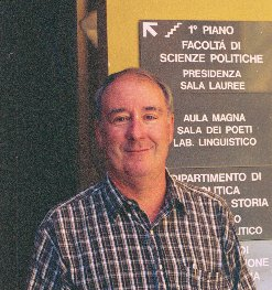 Dirk Wyle at University of Bologna